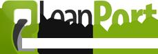 leanport logo